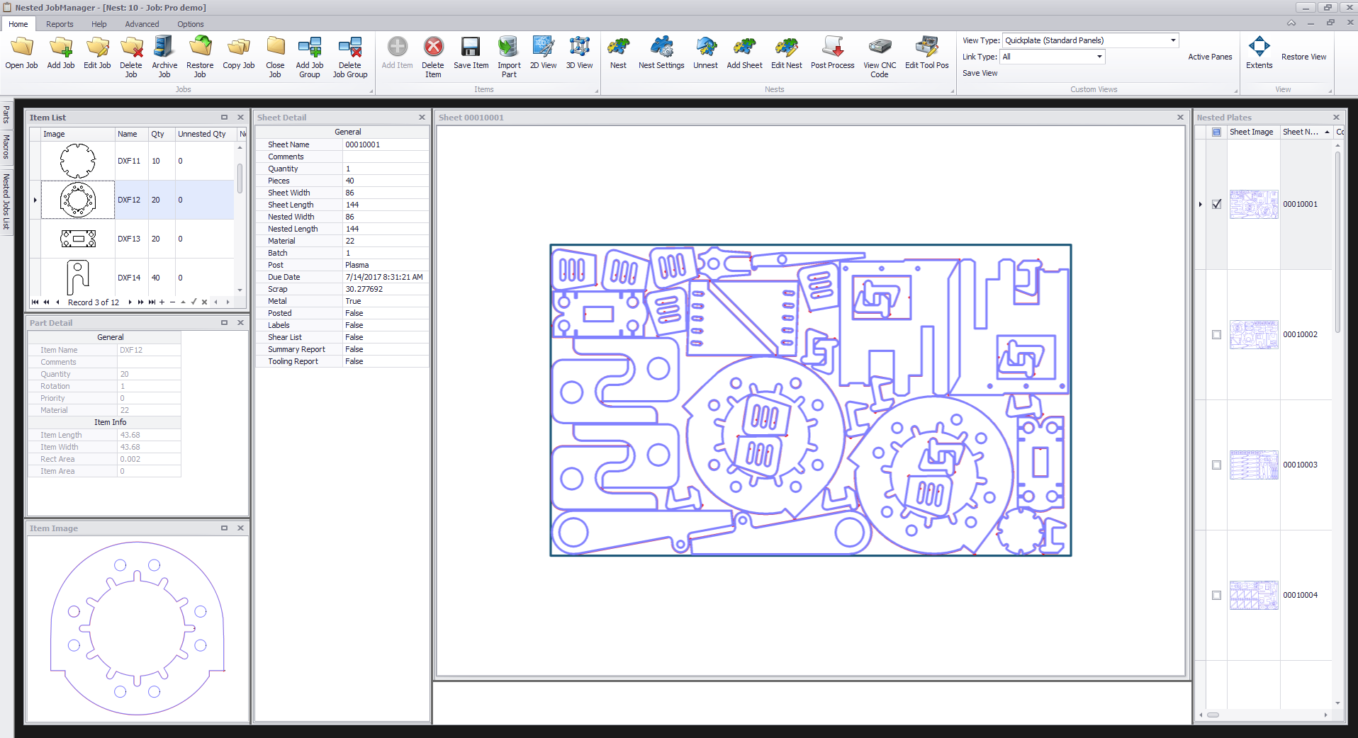 Quickcam Pro Fabrication Software Shop Data Systems Hvac Drawing Dwg Download Click On Images For Full Size View